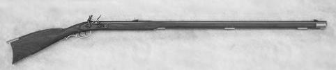 Pennsylvania flintlock rifle