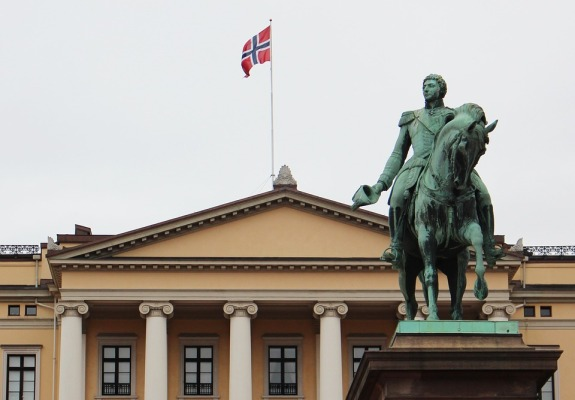 royal palace norway