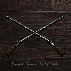 springfield armoury 1795 musket