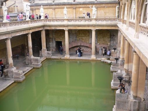 roman bath in bath 2