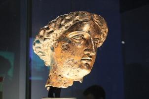 Sulis minerva statue